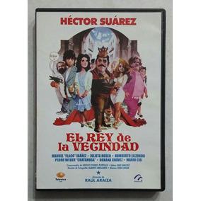 Dvd El Rey De La Vecindad Hector Suarez