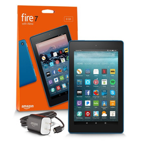Tablet Amazon Fire 7! 7pulg, 8gb, 1.3ghz Quad Core...