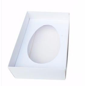 100 Caixas P/ Ovo De Colher 350g