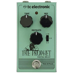 Pedal Tc Electronic The Prophet Digital Delay Para Guitarra