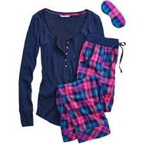 Conjunto Pijama Victoria Secret Original