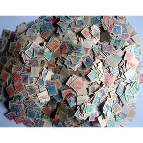 Regulares Brasil Lote Com Apr. 7000 Selos Serie Netinha Usad