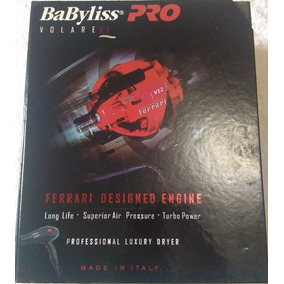 Secador De Pelo Profesional Babyliss Volare Pro Potente