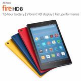 Fire Hd 8 Tablet With Alexa 8 Hd Display 16 Gb Sellada