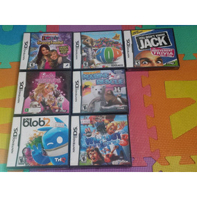 Jogos Variados Nintendo Ds Dsi 3ds 2ds Originais A Unidade