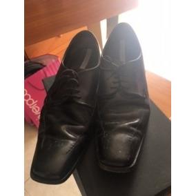 Zapatos Negros Caballero, Gran Emyco
