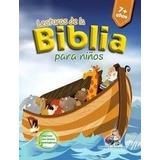 Para Niños Lectura Ilustrada Biblia Infantil