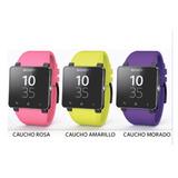 Paquete 3 Correas Se20 Para Sony Smartwatch 2 Sw2