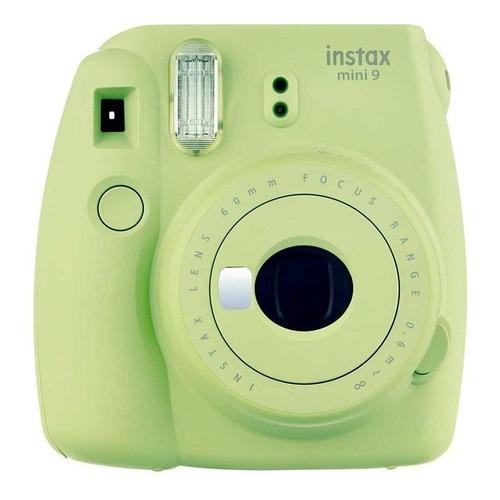 Cámara instantánea Fujifilm Instax Mini 9 lime green