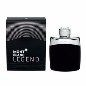 Mont Blanc Legend Perfume Masculino Eau De Toilette 200 Ml