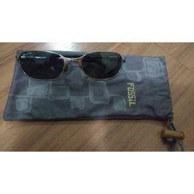2fe6d9b134433 Oculos De Sol Usados - Óculos De Sol Fossil, Usado no Mercado Livre ...