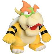 Little Buddy Peluche Bowser 16 Pulgadas Nintendo Mario Bros
