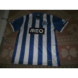 Camiseta Porto Portugal Nike Original Talle L 120 Años 7fe1a7706273e
