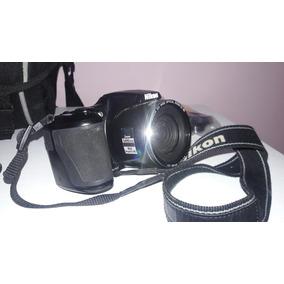 Camara Nikon Coolpix L820+ Funda+ Memoria 8 Gb+ Pilas