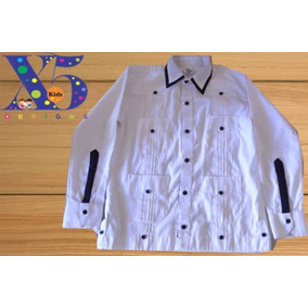 59c1dbc4e9541 Yuntas Gemelos Para Guayaberas - Camisas de Niños en Mercado Libre ...
