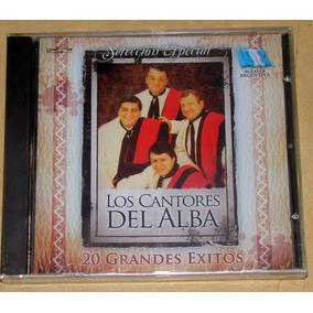 Los Cantores Del Alba 20 Grandes Exitos Cd Cerrado