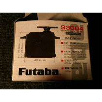 Servo Futaba S3004