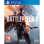 Battlefield 1 - Ps4 Fisico Nuevo & Sellado