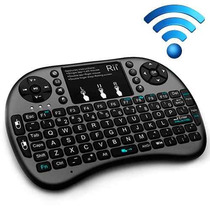 Teclado Inalambrico Touchpad Smart Tv Windows Android Wifi
