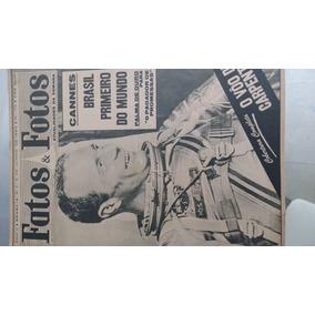 Revista Fatos E Fotos Anos 60