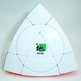 Cubo Rubik Mf8 Crazy Tetrahedron Tierra Stickerless Cax