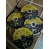 200 X Disco De Corte 1mm (inox, Ferro Alumínio) 4 1/2x1x7/8