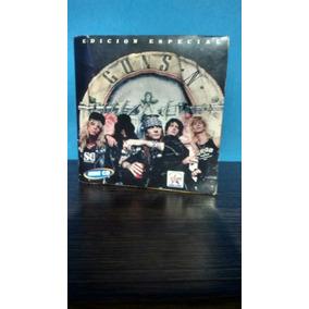 Guns N Roses Cds De Colección Importado