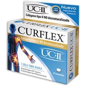Curflex Colageno Tipo Ii No Desnaturalizado Artrosis X180