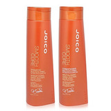 Joico Smooth Cure Shampoo & Conditioner Duo, 10.1 Ounce Bott