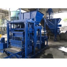 Maquina Bloquera Semi-automatica Completa