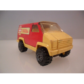 Camioneta Van Tonka Ambulancia Vintage 70s