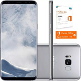 Celular Samsung Galaxy S8 Plus + Office 365 Personal 1tb
