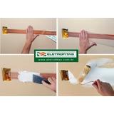 Kit Fita Elétrica Eletrofita 2 Pistas 5 Metros 750v/10amp