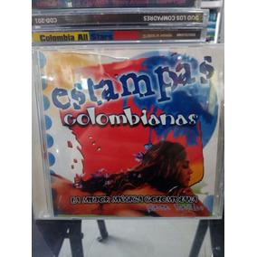 Estampas Colombianas Musica Para Bailar Varios Max Cumbia