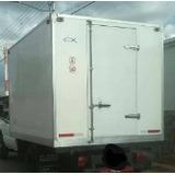 Cava De Fibra ( Para Producto Refrigerado) De Camion 350
