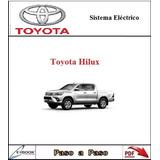 Manual Sistema Eléctrico Toyota Hilux Español