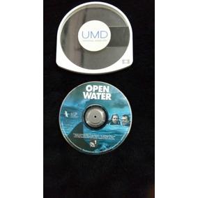 Sony Psp Filme Open Water Original.