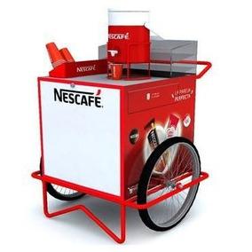 Se Traspasa Microfranquicia De Carritos De Café Nestlé