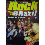 Revista Rock Made In Brazil Todas As Tribos