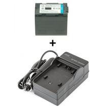 Kit Bateria Cgr-d28 + Carregador Panasonic Ag-dv1dc Ag-dvc7