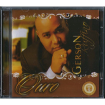 Cd Gerson Rufino - Ouro (bônus_playback)