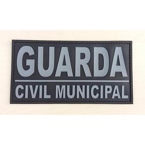 Emborrachado Guarda Civil Municipal Para Costa Capa Colete