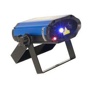 Laser Chauvet Nuevo De Paquete Rgb Azul Y Rojo