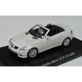 1:64 Mercedes Benz Slk 55 Amg Blanco Kyosho
