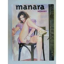 Memory! Milo Manara! Editions Paquet 2001! Em Francês!