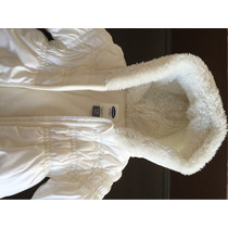 Campera Old Navy Impermeable Forrada En Polar 12-18 M