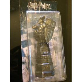 Xadrez Harry Potter 2 Peças Lacradas Torre Preta Só 19,90