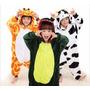 Pijama Importado Bichinho Para Criança - Prazo 30 A 60 Dias