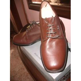 Zapatos Rossi De Vestir Marrones