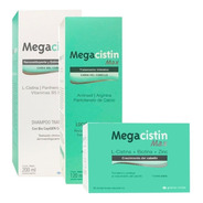 Combo Megacistin Max Loción + 30 Comp+sh Tratante